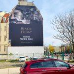 Reklama wielkoformatowa Poznań Zeylanda Polskie Meble