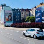 Powierzchnia reklamowa Rynek Śródecki Poznań Hendi