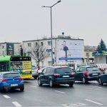 Oświetlona powierzchnia reklamowa Bułgarska GoodDaySpa