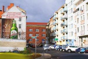Powierzchnie muralowe Szczecin