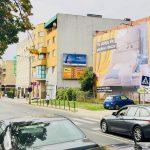 Reklama outdoor Poznań Dolna Wilda Ikea