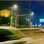 Reklama wielkoformatowa Poznań Hetmańska M1