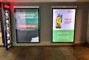 Reklamy citylight
