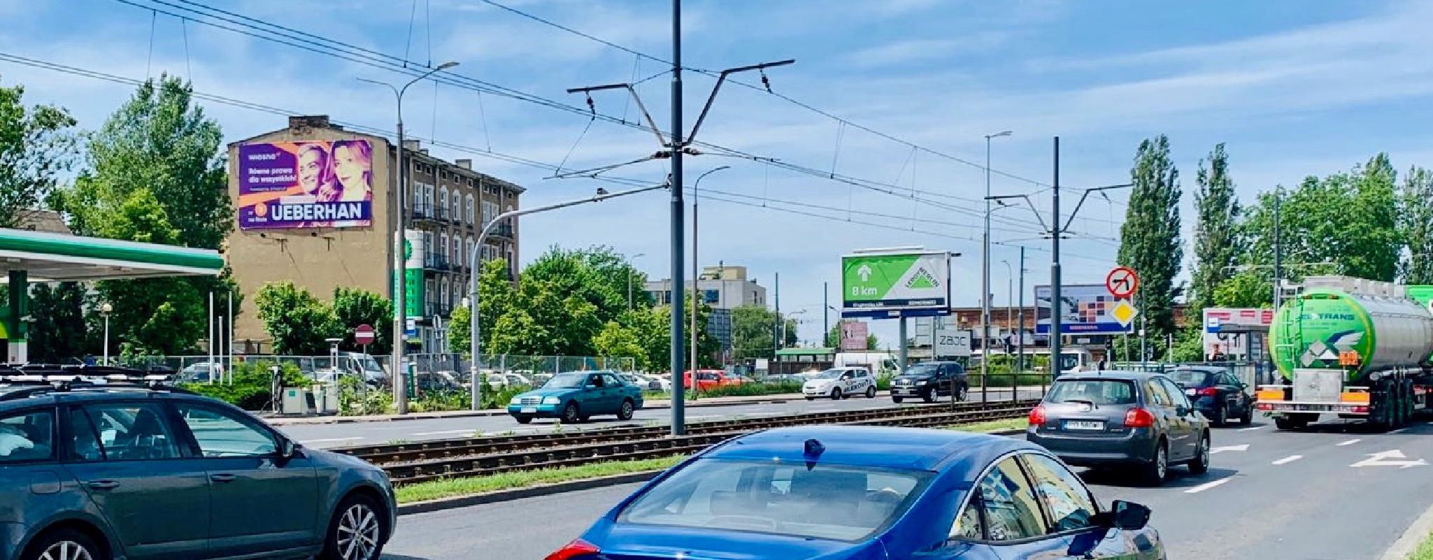 Wielki Format Poznań Hetmańska Kampania Wiosna dzien