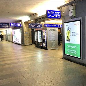 reklama PKP Poznań
