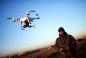 Nagrywanie dronem - Filmy reklamowe