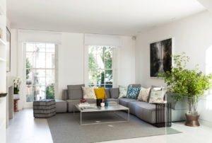 Fotografia poznań - nowoczesne wnętrze apartamentu