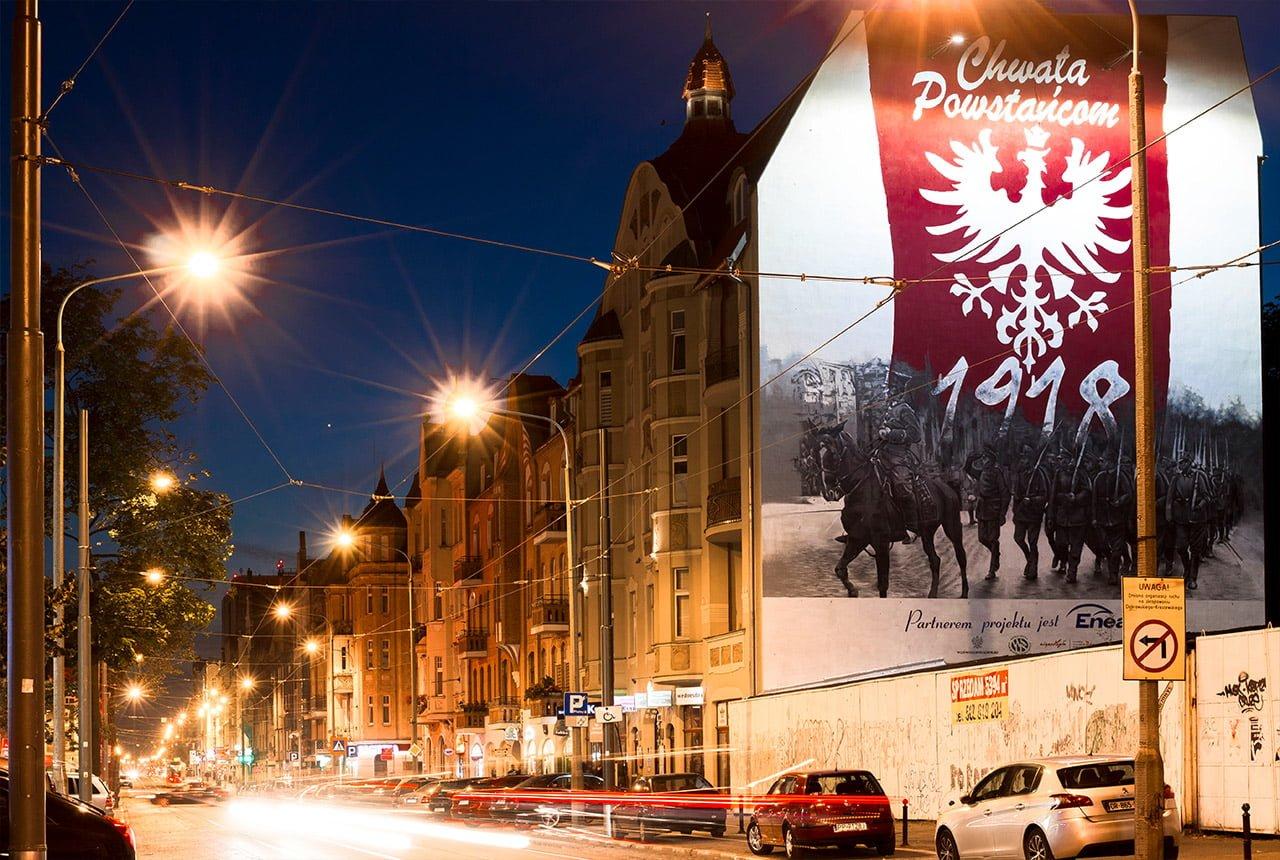 reklama muralowa