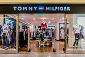 Oznakowanie butików i sklepów