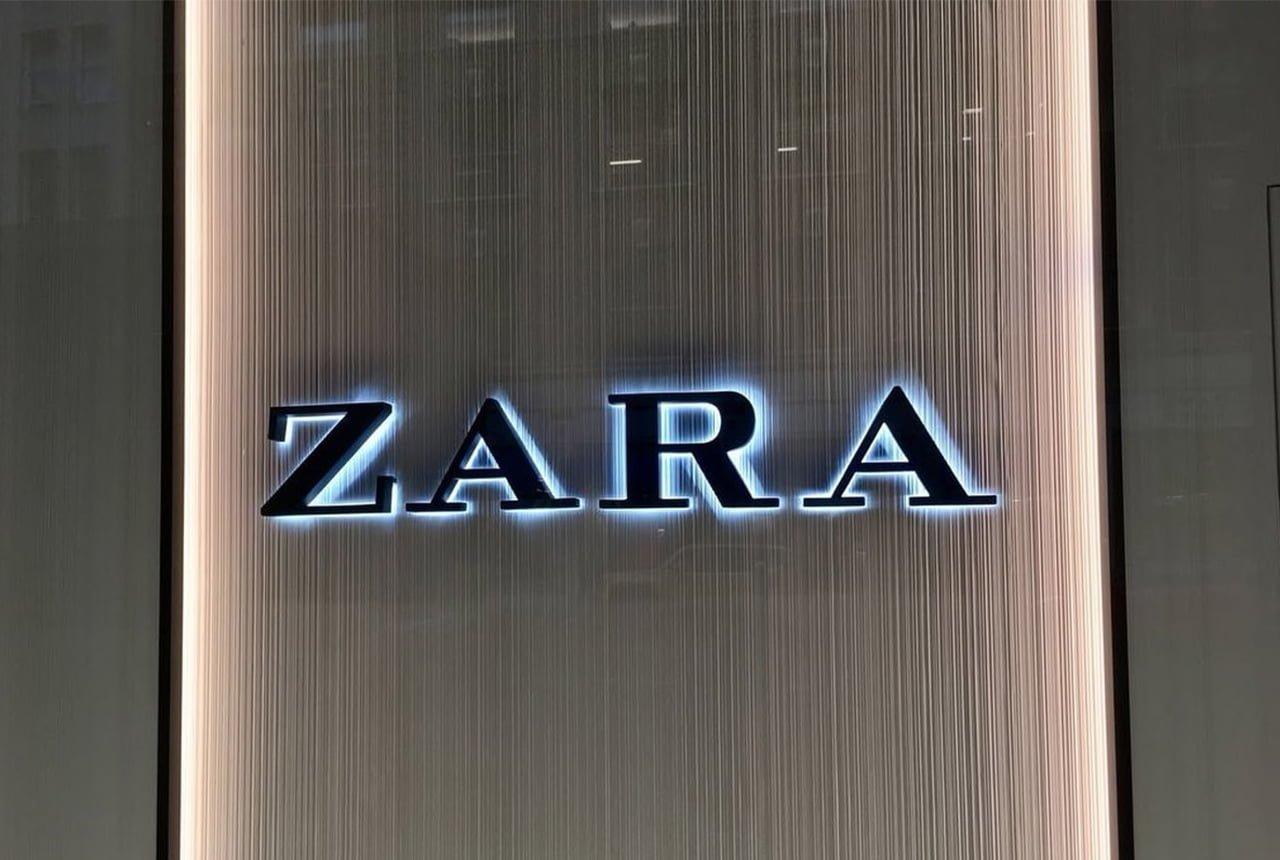 Oznakowanie dla firmy ZARA
