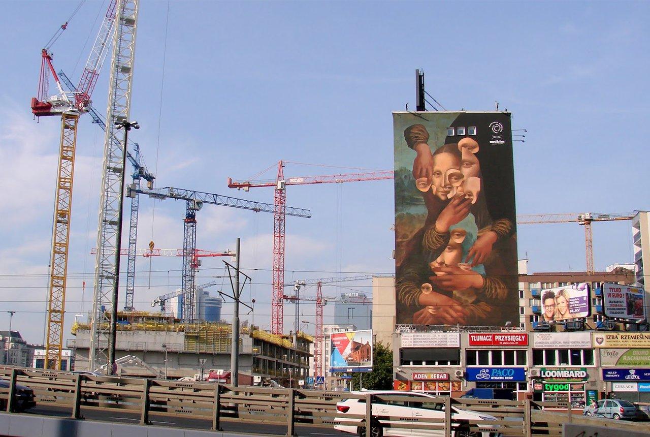 Wynajem powierzchni muralowych w Poznaniu