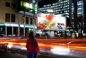 Wynajem billboardów Poznań