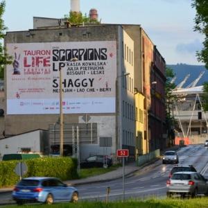 Powierzchnia reklamowa Bielsko-Biała