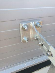 Prace wysokościowe - prace instalacyjne