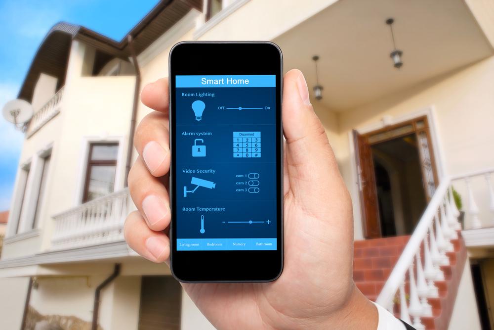 instalacje inteligentne - smart home na telefonie