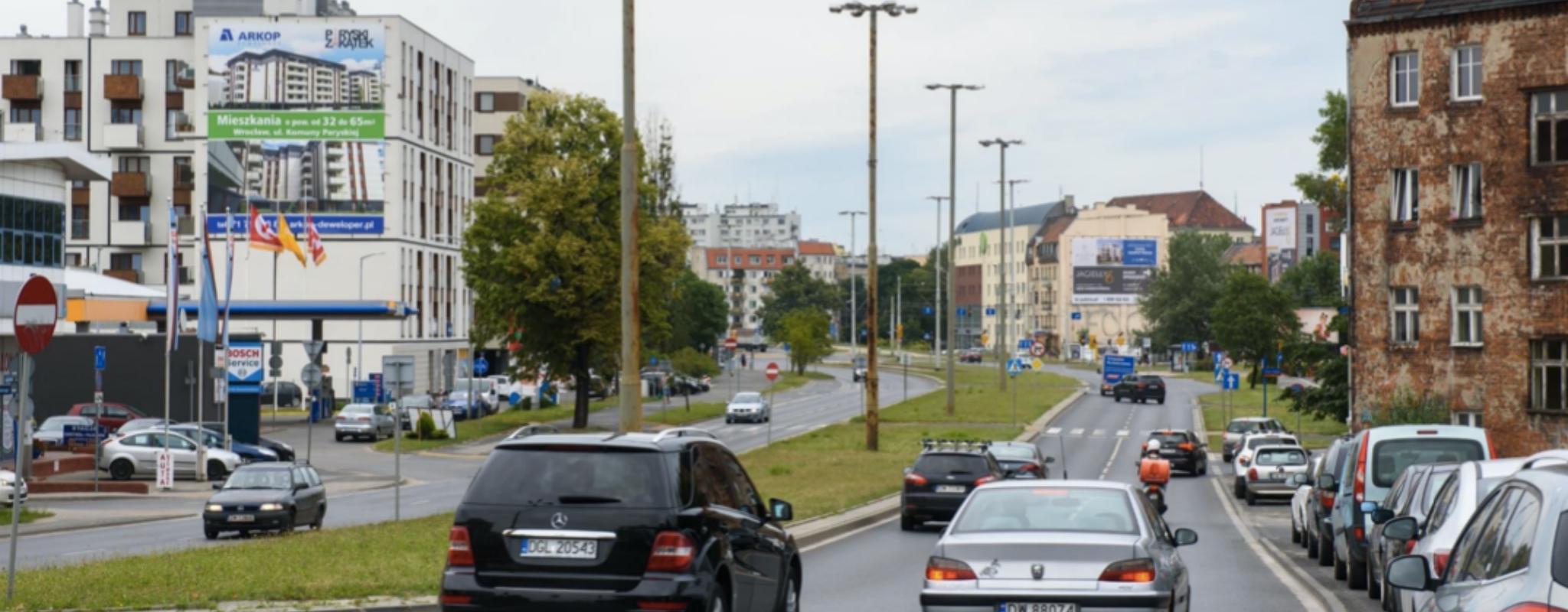 outdoor Wrocław
