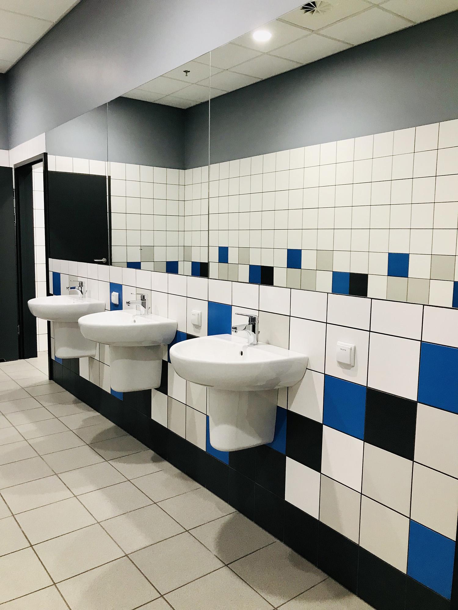 Wykończenie łazienek