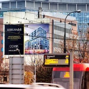 reklama w warszawie